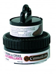 Kit crema solida autobrillante